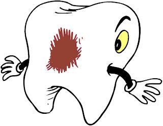 el coco contra las picaduras de dientes y aftas