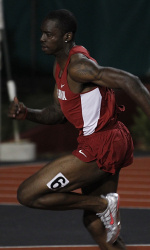 Batson Emerges As Top SEC Sprinter