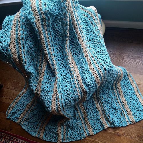 Irish Lace Blanket