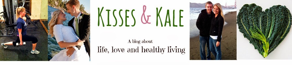 Kisses & Kale