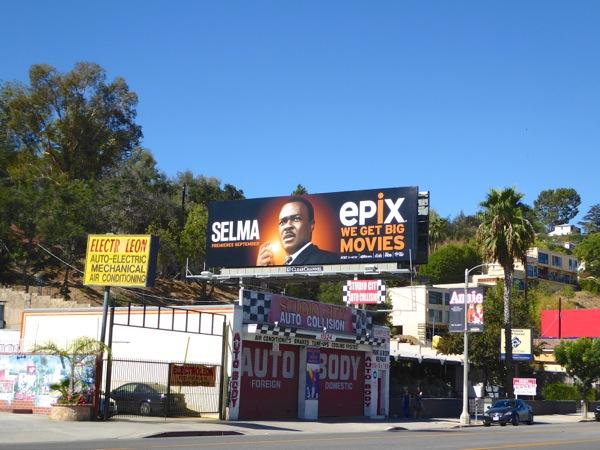 Selma Epix billboard