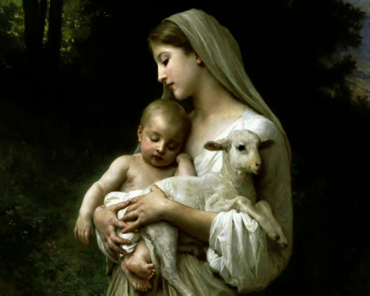 The Blessed Virgin Mary's Photos and Wallpapers ~ HubBlogs with ...