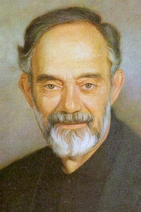 Πατήρ Ιωάννης Ρωμανίδης
