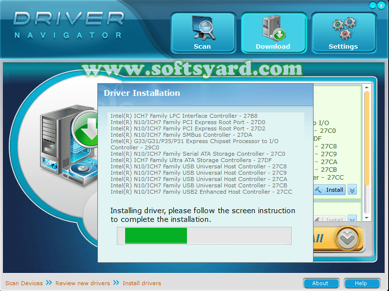 Driver Navigator v3.4.5 Registration Key For Free