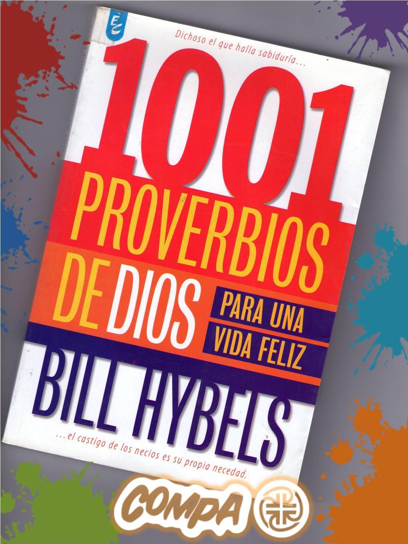 libro de proverbios: