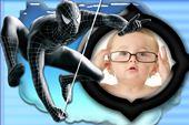 Adicionar Moldura em foto Spider man homem aranha