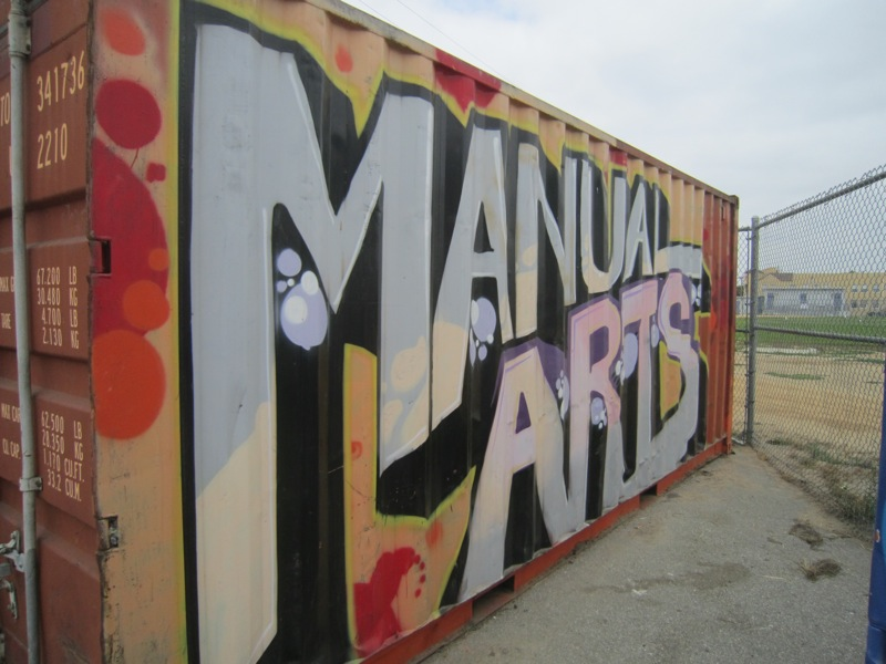 Fame Art School Manual Arts High School La's