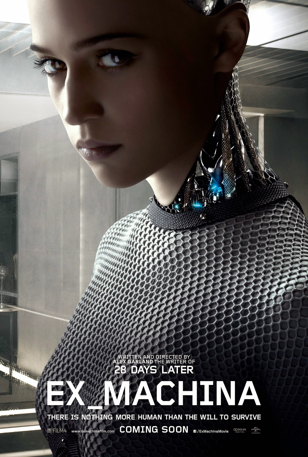 Ex-Machina: Instinto Artificial – Dublado (2015)