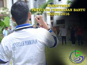 Rekrutmen Penyuluh Perikanan Bantu 2016 KKP