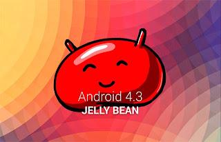 Android 4.3 Jelly Bean güncelleştirme
