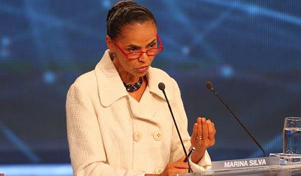Dilma evita Marina em debate, e Aécio tenta ligar ex-ministra ao PT