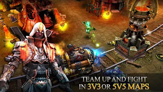 Heroes of Order & Chaos 2.2.0j Mod Apk (Unlimited Money)