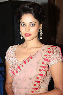 Actress Bindu Madhavi Saree Picture Stills 002.jpg