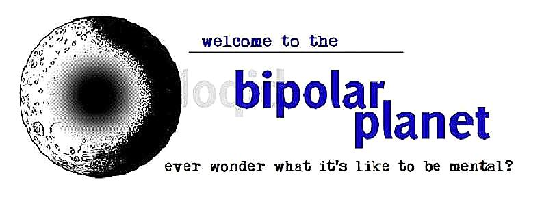 Bipolar Planet