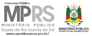 Apostila Ministério Público (RS) Agente Administrativo do MP/RS