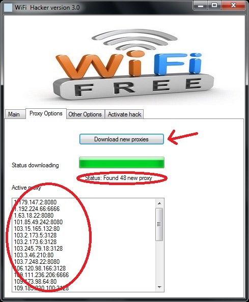 программа для просмотра паролей от wifi