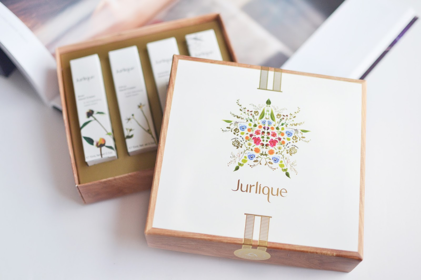 jurlique beauty products, beauty gift sets
