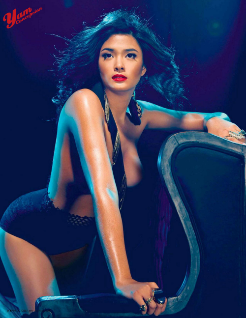 Yam Concepcion is the next Darna star in ABS-CBN