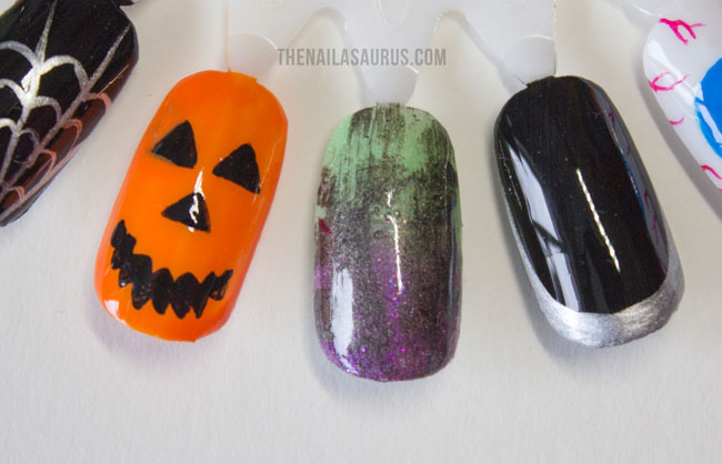 Halloween Nail Art For Beginners
