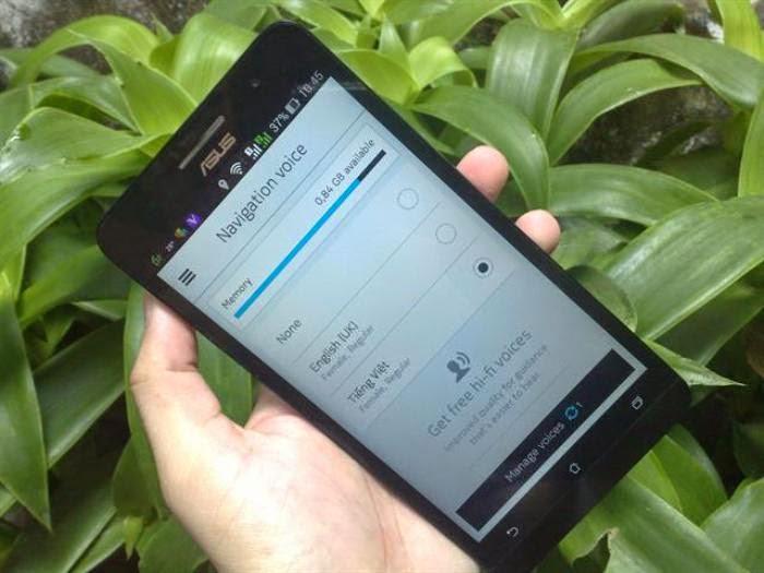 Here Maps cung cấp tính năng hỗ trợ dẫn đường bằng giọng nói cho người Việt