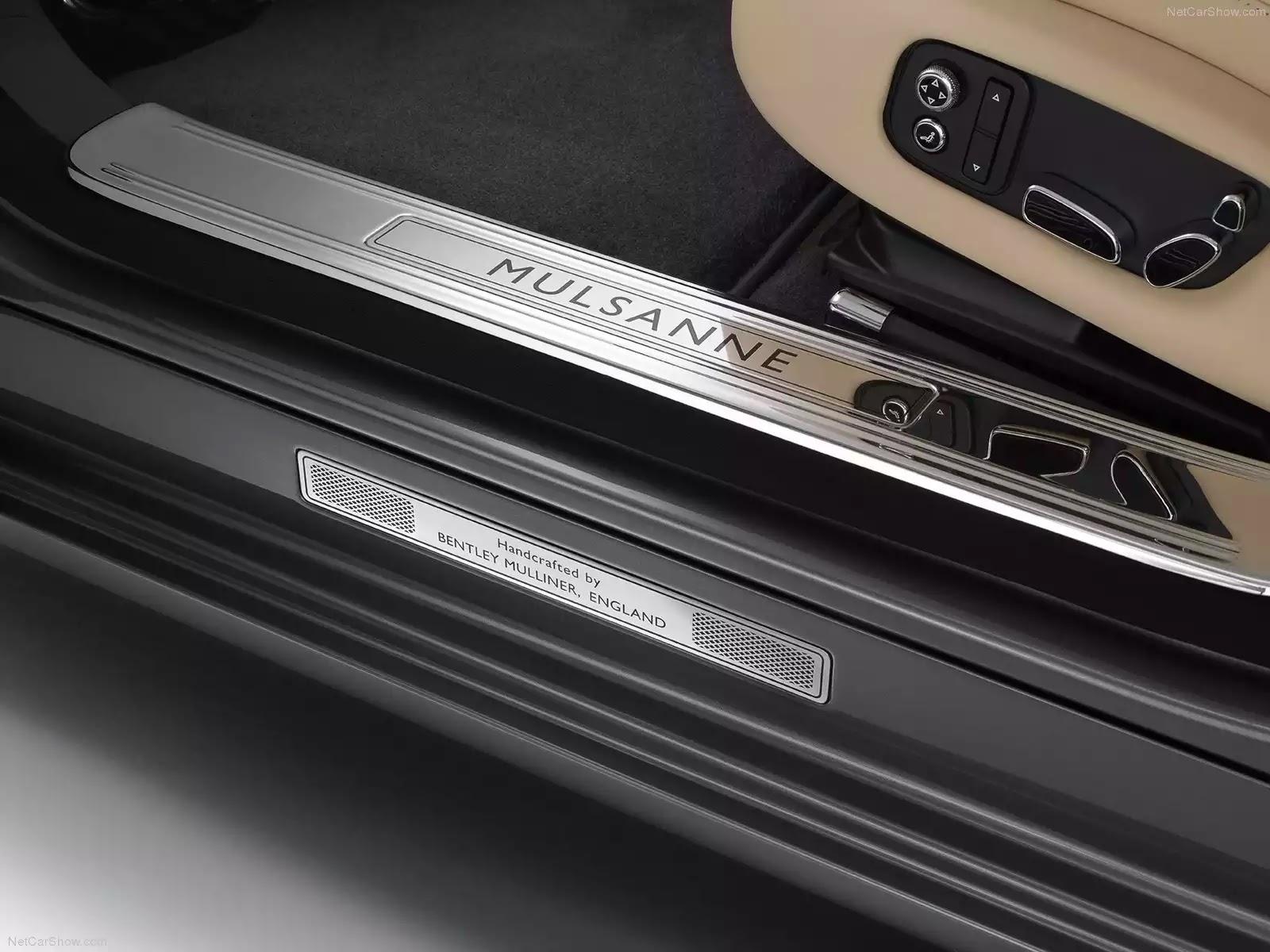 Hình ảnh xe ô tô Bentley Mulsanne Mulliner 2013 & nội ngoại thất