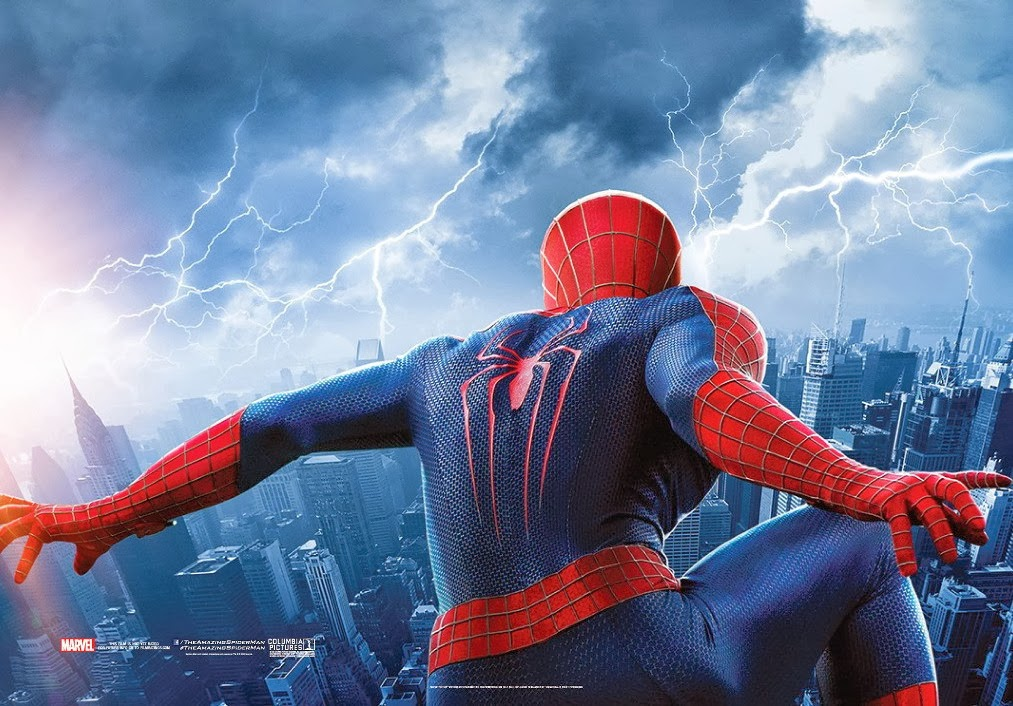 The Amazing Spider-Man 2: New Trailers, Poster & Images