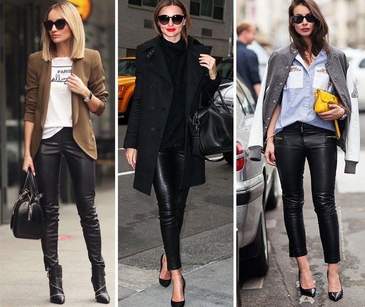 Moda, calça, calça preta, calça de couro, calça da moda, cool, calça moderna