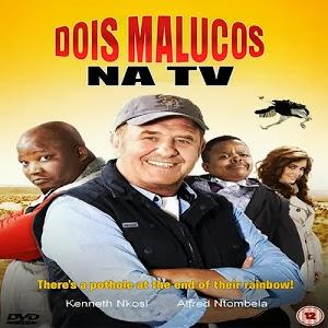 Filme Poster Dois Malucos Na TV DVDRip XviD Dual Audio & RMVB Dublado