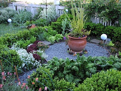 Design bucket list 3 design a beautiful raised bed for Beautiful vegetable garden designs