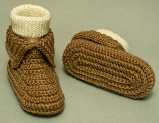 Crochet Patterns For Baby Shoes And Sandals : Free Crochet Baby Shoes, Booties, Sandals, Sneakers, and ...