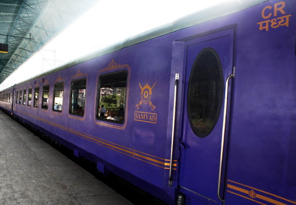 deccan odessay The deccan odyssey train is praised for providing a luxury travel experience for the guests wanting to step into the magnificent history of india the destination included in the sojourn is of the indian state of maharashtra.