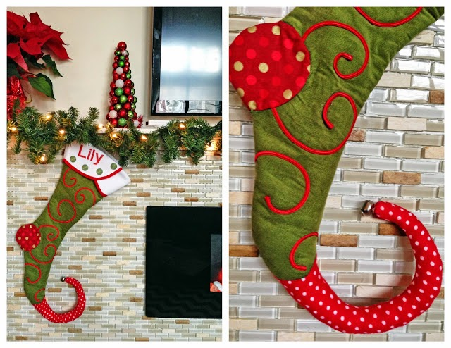 SEW4MY3: Christmas Stocking Sewing Patterns
