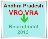 VRO VRA Recruitment 2013,VRO,VRA,Andhra Pradeshm2013,Latest, VRO VRA Recruitment 2013,VRA VRO Syllabus, VRO,VRA Model Papers