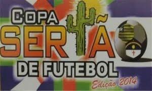 COPA SERTÃO DE FUTEBOL 2014