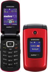 Samsung Contour (SCH-r250) clamshell lands on MetroPCS