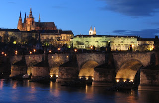 Castillo mas grande: Praga