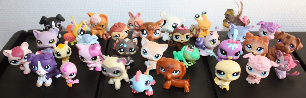 Rare Littlest Pet Shop