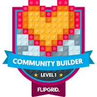 Flipgrid Community Badge