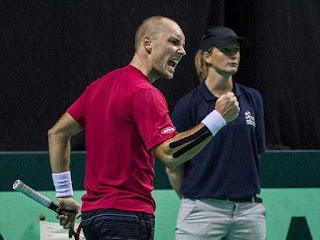 Steve Darcis tenis online