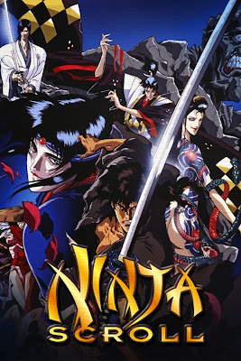Ninja Scroll – DVDRIP LATINO