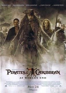 Cướp Biển Vùng Caribê 3: Nơi Tận Cùng Thế Giới ...