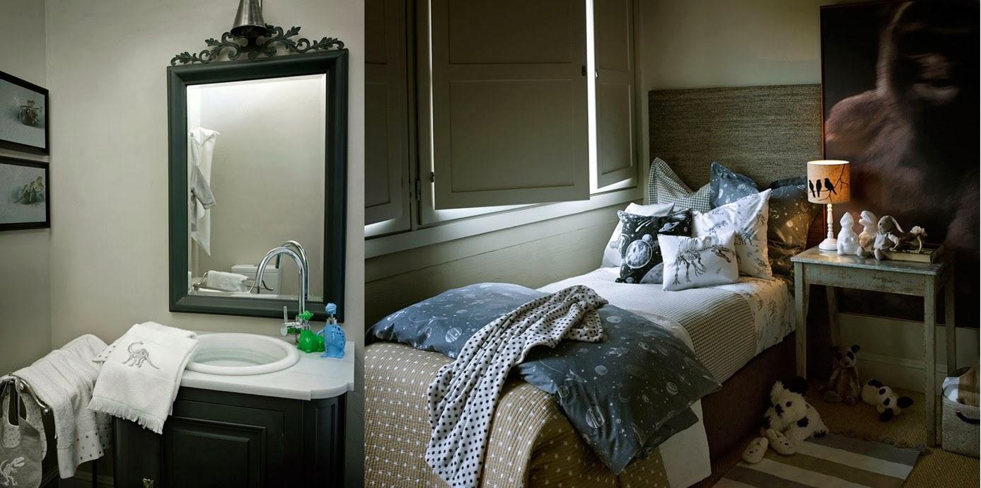 zara home yatak örtüsü