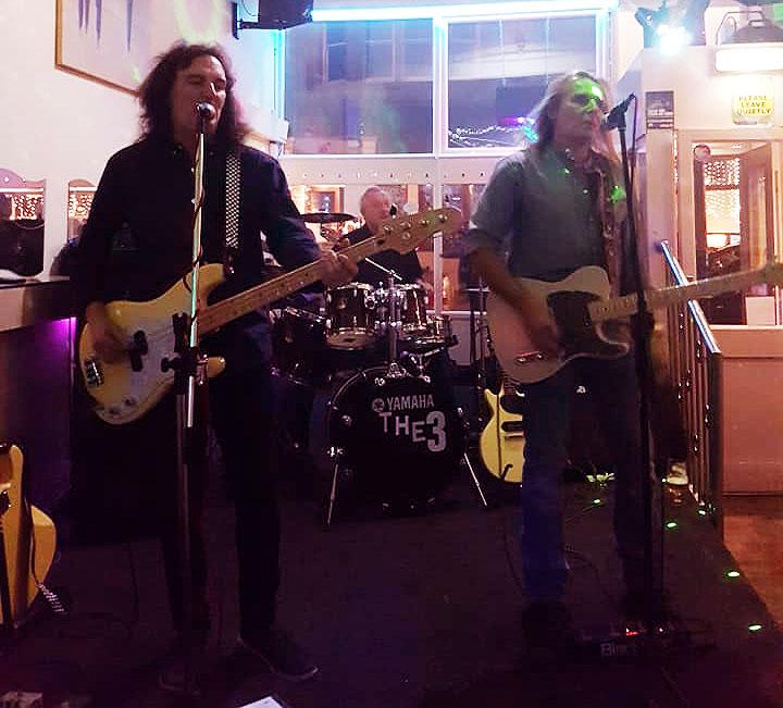 Retro lounge Bar, Bury