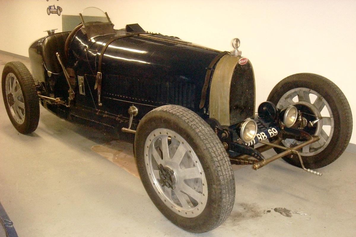 Bugatti Type 51 - Keith Butti