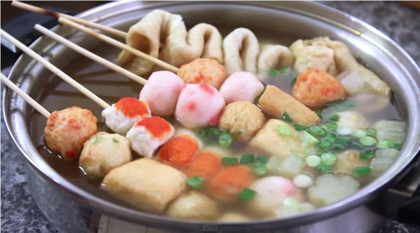 Korean fish cake soup dapurenka for Korean fish cake