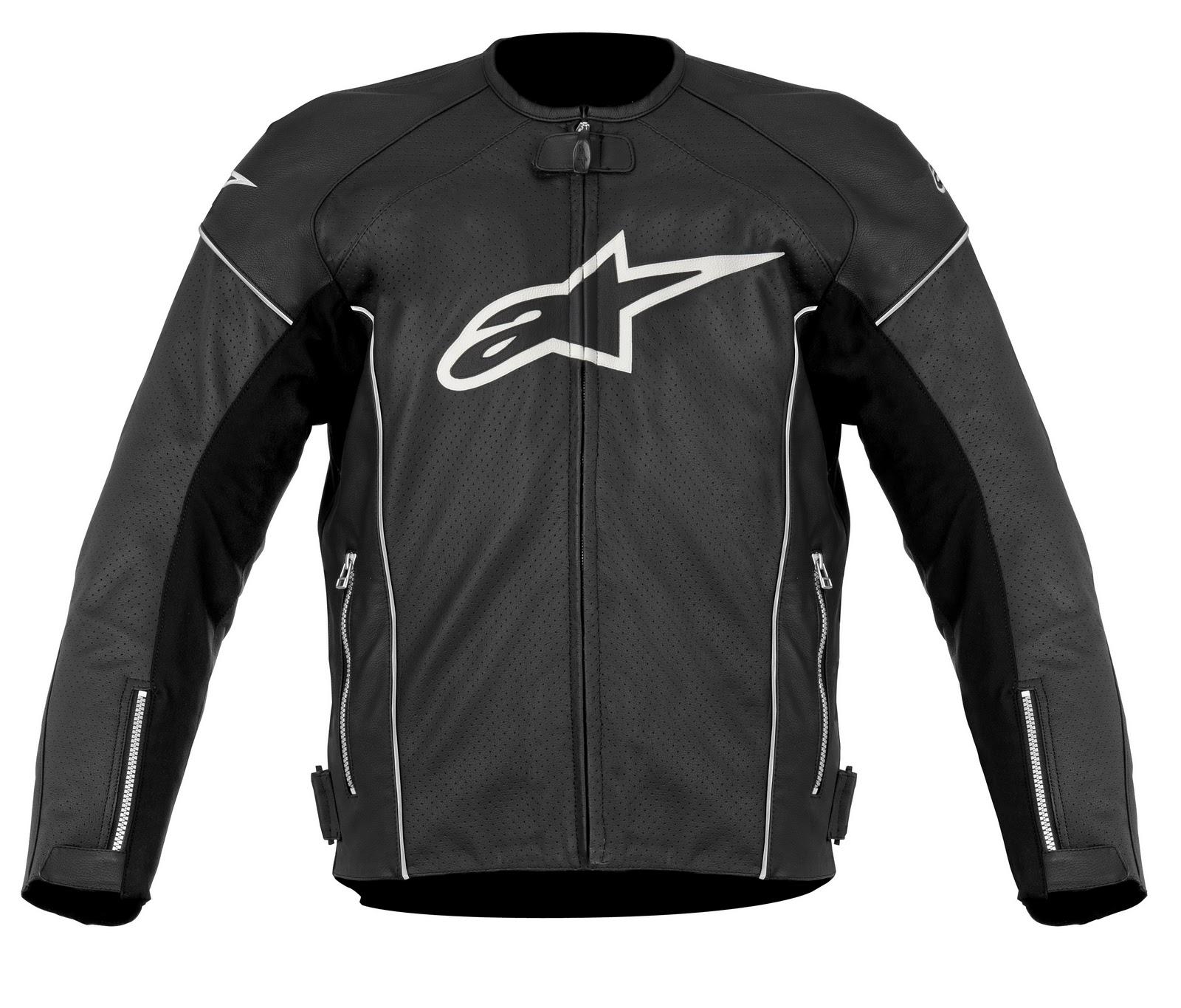 Alpinestars TZ-1 Reload Leather Jacket - buy cheap FC-Moto