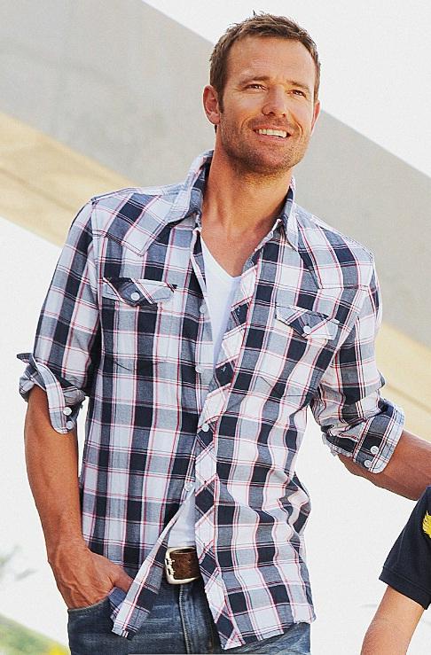 Fotos de Modelos de Camisas para Hombres Moda  - imagenes de camisas para hombres
