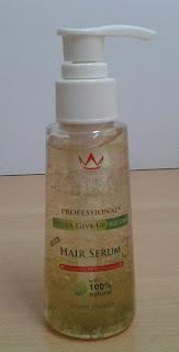 zarraz paramedical, serum rambut gugur, rawatan rambut gugur