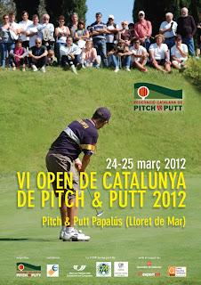 VI Open Internacional Cataluña Pitch & Putt