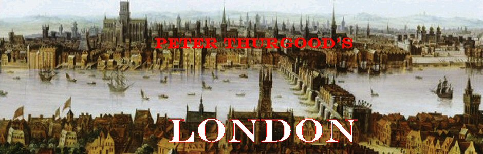 Peter Thurgood's London